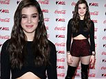 NEW YORK, NY - DECEMBER 11:  Hailee Steinfeld attends Z100's Jingle Ball 2015 - Z100 & Coca-Cola All Access Lounge- Backstage at Hammerstein Ballroom on December 11, 2015 in New York City.  (Photo by Rob Kim/Getty Images for iHeartMedia)