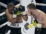 The Swansea fighter has suffered a series of heavy stoppage defeats since his defeat by David Haye