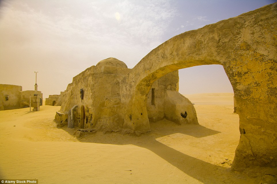 Tunisia, where much of the sci-fi classic was filmed, was a popular tourist destination before being caught up in the 'Arab Spring' of 2011