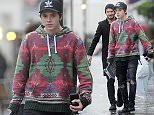 11 Dec 2015  - LONDON  - UK\n*** EXCLUSIVE PICTURES ***\nDADDY COOL DAVID BECKHAM TREATS HIS SON BROOKLYN TO A NEW SKATEBOARD AND PICKS UP WHAT LOOKS LIKE SOME CHRISTMAS PRESENTS FOR THE REST OF HIS KIDS AT SLICK WILLIE'S SKATE SHOP IN KENSINGTON\nBYLINE MUST READ : TAYLORS / XPOSUREPHOTOS.COM\n***UK CLIENTS - PICTURES CONTAINING CHILDREN PLEASE PIXELATE FACE PRIOR TO PUBLICATION ***\n**UK CLIENTS MUST CALL PRIOR TO TV OR ONLINE USAGE PLEASE TELEPHONE  442083442007