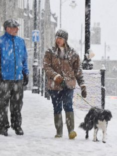 White Christmas looking likely as forecast looks pretty chilly