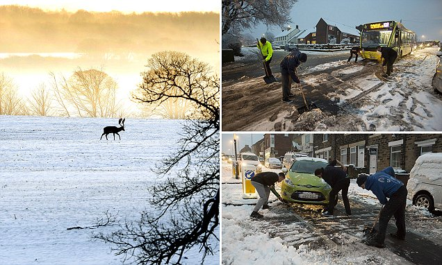 UK weather sees Cumbria on renewed flood alert as rain shows no sign of easing