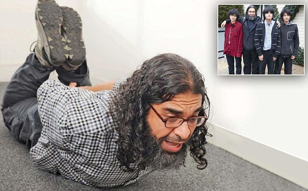 Guantanamo Briton Shaker Aamer relives his 14-year nightmare of savage abuse