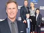 """NEW YORK, NY - DECEMBER 13:  Will Ferrell attends the """"Daddy's Home"""" New York premiere at AMC Lincoln Square Theater on December 13, 2015 in New York City.  (Photo by Michael Loccisano/Getty Images)"""