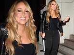 Mariah Carey out for dinner at Nobu in NYC.\n\nPictured: Mariah Carey\nRef: SPL1195102  121215  \nPicture by: Ron Asadorian / Splash News\n\nSplash News and Pictures\nLos Angeles: 310-821-2666\nNew York: 212-619-2666\nLondon: 870-934-2666\nphotodesk@splashnews.com\n