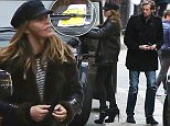 12.DEC.2015 - LONDON - UK\n** EXCLUSIVE ALL ROUND PICTURES **\nPETER CROUCH WITH HIS WIFE ABBEY CLANCY AND ABBEYíS MOTHER AND THEIR CHILDREN SPENT THE AFTERNOON IN HAMPSTEAD. AS NORMAL, PARKING WAS TIGHT BUT PETER GOT AROUND THIS BY LEAVING THEIR CAR ON A LOADING BAY. THIS RESULTED IN A PARKING TICKET WHICH ABBEY TOOK OFF WHEN THEY RETURNED\nBYLINE MUST READ : XPOSUREPHOTOS.COM\n***UK CLIENTS - PICTURES CONTAINING CHILDREN PLEASE PIXELATE FACE PRIOR TO PUBLICATION***\nUK CLIENTS MUST CALL PRIOR TO TV OR ONLINE USAGE PLEASE TELEPHONE 0208 344 2007
