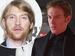 Domhnall Gleeson in the new Stars Wars