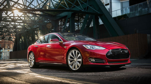 The Tesla Model S is currently used by the British Government but there are no distributors in NZ