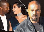 LOS ANGELES, CA - NOVEMBER 01:  Kim Kardashian West and Kanye West arrives at the 2014 LACMA Art + Film Gala Honoring Barbara Kruger And Quentin Tarantino Presented By Gucci at LACMA on November 1, 2014 in Los Angeles, California.  (Photo by Steve Granitz/WireImage)