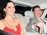 13.DECEMBER.2015 - LONDON - UK LAUREN SILVERMAN AND SIMON COWELL PICTURED LEAVING WEMBLEY ARENA AFTER THE X FACTOR FINAL  BYLINE MUST READ : XPOSUREPHOTOS.COM ***UK CLIENTS - PICTURES CONTAINING CHILDREN PLEASE PIXELATE FACE PRIOR TO PUBLICATION *** **UK CLIENTS MUST CALL PRIOR TO TV OR ONLINE USAGE PLEASE TELEPHONE   44 208 344 2007 **
