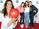 Mandatory Credit: Photo by Startraks Photo/REX Shutterstock (5491502k)\n Kaia Gerber, Cindy Crawford, Presley Gerber\n 'Bowling For Buddies' at Pinz Bowling Center, Los Angeles, America - 13 Dec 2015\n 2015 Bowling For Buddies\n