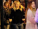 EXCLUSIVE: Gwyneth Paltrow, Cameron Diaz, Drew Barrymore run out of a lower east side restaurant all giddy like school girls after having reuniting for dinner together in NYC\n\nPictured: Gwyneth Paltrow, Cameron Diaz, Drew Barrymore\nRef: SPL1187721  021215   EXCLUSIVE\nPicture by: Jackson Lee / Splash News\n\nSplash News and Pictures\nLos Angeles:310-821-2666\nNew York:212-619-2666\nLondon:870-934-2666\nphotodesk@splashnews.com\n