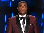 LOS ANGELES, CA - SEPTEMBER 20:  Actor Tracy Morgan speaks onstage during the 67th Annual Primetime Emmy Awards at Microsoft Theater on September 20, 2015 in Los Angeles, California.  (Photo by FOX/FOX Collection/Getty Images)