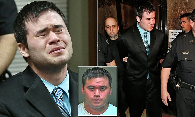 Oklahoma City rapist cop Daniel Holtzclaw is placed on SUICIDE WATCH