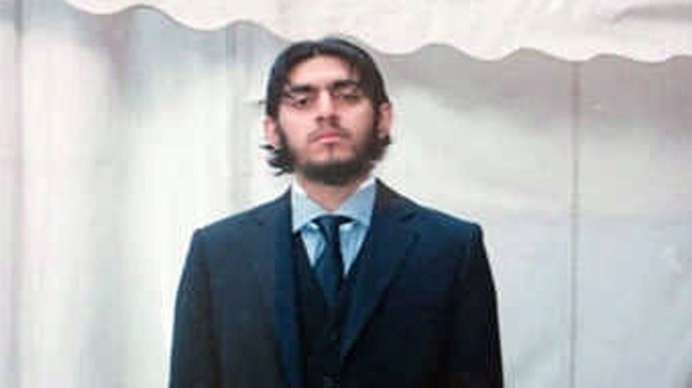 Nadir Syed was convicted of planning a Lee Rigby-style attack around Remembrance Day
