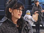 Zooey Deschanel on set films scenes for New Girl in Los Angeles, CA\n\nPictured: Zooey Deschanel on set films scenes for New Girl in Los Angeles, CA\nRef: SPL1196358  151215  \nPicture by: DutchLabUSA / Splash News\n\nSplash News and Pictures\nLos Angeles: 310-821-2666\nNew York: 212-619-2666\nLondon: 870-934-2666\nphotodesk@splashnews.com\n