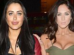 Mandatory Credit: Photo by Palace Lee/REX/Shutterstock (5491926c)\n Vicky Pattison\n Celebrities out and about, London, Britain - 14 Dec 2015\n \n