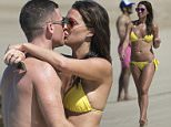 15 Dec 2015 - BARBADOS - BARBADOS  DANIELLE LLOYD SUFFERS A SLIGHT NIPPLE SLIP IN HER YELLOW BIKINI IN BARBADOS.  BYLINE MUST READ : XPOSUREPHOTOS.COM  ***UK CLIENTS - PICTURES CONTAINING CHILDREN PLEASE PIXELATE FACE PRIOR TO PUBLICATION ***  **UK CLIENTS MUST CALL PRIOR TO TV OR ONLINE USAGE PLEASE TELEPHONE   44 208 344 2007 **