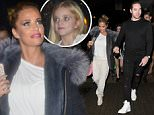 15 Dec 2015 - WOKING - UK  KATIE PRICE AND FAMILY LEAVE THEATRE AFTER HER PRESS NIGHT  BYLINE MUST READ : XPOSUREPHOTOS.COM  ***UK CLIENTS - PICTURES CONTAINING CHILDREN PLEASE PIXELATE FACE PRIOR TO PUBLICATION ***  **UK CLIENTS MUST CALL PRIOR TO TV OR ONLINE USAGE PLEASE TELEPHONE   44 208 344 2007 **