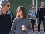 EXCLUSIVE: Pregnant Rose Byrne and her partner Bobby Cannavale spotted taking stroll through NYC neighborhoods, going to stores, and sharing laughs on the warm day in New York.\n\nPictured: Rose Byrne and  Bobby Cannavale\nRef: SPL1196547  151215   EXCLUSIVE\nPicture by: Splash News\n\nSplash News and Pictures\nLos Angeles: 310-821-2666\nNew York: 212-619-2666\nLondon: 870-934-2666\nphotodesk@splashnews.com\n