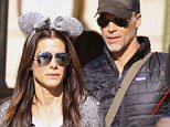 EXCLUSIVE: ** PREMIUM EXCLUSIVE RATES APPLY**Sandra Bullock spends the day at Disneyland with Bryan Randall photographs taken on December 12th 2015  Pictured: Sandra Bullock and her boyfriend Brian Randall Ref: SPL1196166  151215   EXCLUSIVE Picture by: Boggs / Splash News  Splash News and Pictures Los Angeles: 310-821-2666 New York: 212-619-2666 London: 870-934-2666 photodesk@splashnews.com