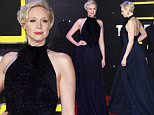 16th  December 2015 \\n\\nStar Wars: The Force Awakens - UK film Premiere held at Odeon Leicester Square, 24-26 Leicester Square, London.\\n\\nHere: Gwendoline Christie\\n\\nCredit: Justin Goff/goffphotos.com