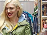 Gwen Stefani shops for country and western attire in Los Angeles, CA.\n\nPictured: Gwen Stefani\nRef: SPL1198319  171215  \nPicture by: Splash News\n\nSplash News and Pictures\nLos Angeles: 310-821-2666\nNew York: 212-619-2666\nLondon: 870-934-2666\nphotodesk@splashnews.com\n