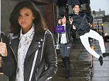 Picture Shows: Lucy Mecklenburgh, Louis Smith  December 17, 2015\n \n Ex TOWIE star Lucy Mecklenburgh and boyfriend Louis Smith leave Nobu after having lunch on a chilly rainy day in downtown New York City. Louis, who surprised Lucy with a romantic trip to the Big Apple, shows off some dance moves, as they brave the rain while holding an umbrella.\n \n Non-Exclusive\n UK Rights Only\n \n Pictures by : FameFlynet UK ? 2015\n Tel : +44 (0)20 3551 5049\n Email : info@fameflynet.uk.com