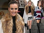 18 Dec 2015 - LONODN  - UK  LITTLE MIX PICTURED ARRIVING AND LEAVING BBC RADIO 2 STUDIOS IN LONDON FOR THE CHRIS EVANS MORNING SHOW   BYLINE MUST READ : XPOSUREPHOTOS.COM  ***UK CLIENTS - PICTURES CONTAINING CHILDREN PLEASE PIXELATE FACE PRIOR TO PUBLICATION ***  **UK CLIENTS MUST CALL PRIOR TO TV OR ONLINE USAGE PLEASE TELEPHONE   44 208 344 2007 **