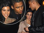 *EXCLUSIVE* Beverly Hills, CA - Kourtney Kardashian and Sean Diddy Combs' son, Quincy, leave a dinner date at Ill Pastaio restaurant in Beverly Hills. The KUWTK star, who reportedly hooked up with Justin Bieber, smiled wide as she sat in the passenger seat of her own ride.\\n\\nAKM-GSI         December 16, 2015\\n\\nTo License These Photos, Please Contact :\\n\\nSteve Ginsburg\\n(310) 505-8447\\n(323) 423-9397\\nsteve@akmgsi.com\\nsales@akmgsi.com\\n\\nor\\n\\nMaria Buda\\n(917) 242-1505\\nmbuda@akmgsi.com\\nginsburgspalyinc@gmail.com