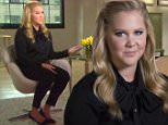 """18 December 2015 - Los Angeles - USA  **** STRICTLY NOT AVAILABLE FOR USA ***  Amy Schumer discusses career and personal pain of father's multiple sclerosis as she's named one of Barbara Walter's 10 Most Fascinating People of 2015. The comedienne and actress chatted to Walters about her rise in Hollywood this year and her breakout movie Trainwreck. But the star got emotional as she revealed the pain of watching her father Gordon struggle wiht MS. """"He�s not good,"""" Schumer told Walters, looking on the verge of tears as she wore a black outfit while sitting in a beige chair. She added: """"Some days he�s really good and he�s with it and we�re joking around. And some days I go to visit my dad and it�s so painful. I can�t believe it."""" The comedienne was only 12 years old when her father was diagnosed with MS. A few years later her parents divorced. And Amy admitted her father�s illness has taken a toll on her. She said: """"In terms of my dad being sick, it was just confusing to me, especially t"""
