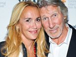 Mandatory Credit: Photo by ddp USA/REX/Shutterstock (4102336h)  Laurie Durning and Roger Waters  'Roger Waters The Wall' Premiere', Toronto International Film Festival,  Canada - 06 Sep 2014