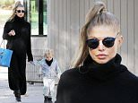 Picture Shows: Fergie, Stacey Ferguson, Axl Duhamel  December 17, 2015\n \n Pop star and busy mom Fergie is seen leaving a park in Brentwood, California with her son Axl. Missing from the outing was Fergie's husband Josh Duhamel.\n \n Non-Exclusive\n UK RIGHTS ONLY\n \n Pictures by : FameFlynet UK ? 2015\n Tel : +44 (0)20 3551 5049\n Email : info@fameflynet.uk.com