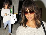 Picture Shows: Halle Berry  December 18, 2015\n \n Actress Halle Berry was spotted leaving CVS pharmacy in Los Angeles where she shopped for some Christmas supplies. The 'Extant' star was looking casual in a grey sweater, ripped denim jeans, and ankle boots.\n \n Non Exclusive\n UK RIGHTS ONLY\n \n Pictures by : FameFlynet UK © 2015\n Tel : +44 (0)20 3551 5049\n Email : info@fameflynet.uk.com