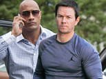 """Dwayne ¿The Rock¿ Johnson with his first foray into serial television as the star and executive producer of HBO¿s ¿Ballers.\nIn """"Ballers,"""" The Rock plays a former pro football player-turned-financial advisor for current players."""