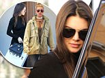 Kendall Jenner and Hailey Baldwin go shopping at Curve & Intermix in West Hollywood. Corey Gamble met up with them at Curve to drop something off to Kendall. \n\nPictured: Kendall Jenner\nRef: SPL1198469  181215  \nPicture by: LA Photo Lab / Splash News\n\nSplash News and Pictures\nLos Angeles: 310-821-2666\nNew York: 212-619-2666\nLondon: 870-934-2666\nphotodesk@splashnews.com\n