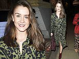 CORONATION STREETS BROOKE VINCENT AT ROSSO RESTAURANT IN MANCHESTER\\n\\n\\n******ALL AROUND  PICTURES******\\n\\nPICTURES BY STEPHEN FARRELL\\n\\n