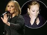 *** MANDATORY BYLINE TO READ: Syco / Thames / Corbis *** The X Factor Series Finals, London, United Kingdom - 13 December 2015. Credit: Syco/Thames/Corbis/Chapple  Pictured: Adele Ref: SPL1195678  131215   Picture by: Syco / Thames / Corbis