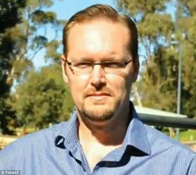 Volmer was the executive director of the WA Prison Fellowship, a religious program for inmates