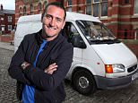 Television Programme: White Van Man with WILL MELLOR as Ollie.....Programme Name: White Van Man - TX: n/a - Episode: n/a (No. n/a) - Embargoed for publication until: 14/02/2012 - Picture Shows:  Ollie (WILL MELLOR) - (C) ITV Studios - Photographer: Matt Squire