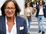 Mohamed Hadid and Shiva Safai go for a stroll through Beverly Hills\n\nPictured: Mohamed Hadid, Shiva Safai\nRef: SPL1199207  191215  \nPicture by: LA Photo Lab / Splash News\n\nSplash News and Pictures\nLos Angeles: 310-821-2666\nNew York: 212-619-2666\nLondon: 870-934-2666\nphotodesk@splashnews.com\n