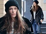 Picture Shows: Keira Knightley  December 19, 2015\n \n 'Everest' actress Keira Knightley was spotted leaving her home with her mother Sharman Macdonald and infant daughter Edie Righton. The three generations were on their way to her Broadway show in New York City, New York.\n \n Non Exclusive\n UK RIGHTS ONLY\n \n Pictures by : FameFlynet UK © 2015\n Tel : +44 (0)20 3551 5049\n Email : info@fameflynet.uk.com