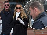 Picture Shows: James Packer, Mariah Carey  December 19, 2015.. .. Singer Mariah Carey was seen talking to Katie Couric while out and about with her boyfriend James Packer in Aspen, Colorado. .. .. Mariah's ex-husband Nick Cannon stopped in with their twins at Mariah's New York home before she and her new beau headed off to the mountains... .. Exclusive All Rounder.. UK RIGHTS ONLY.. .. Pictures by : FameFlynet UK © 2015.. Tel : +44 (0)20 3551 5049.. Email : info@fameflynet.uk.com