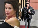 Make-up free Janice Dickinson treats herself to a manicure and pedicure at a salon in Beverly Hills\nFeaturing: Janice Dickinson\nWhere: Los Angeles, California, United States\nWhen: 18 Dec 2015\nCredit: WENN.com