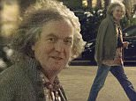 18.DEC.2015 - LONDON - UK\n**EXCLUSIVE ALL ROUND PICTURES**\nFORMER TOP GEAR PRESENTER JAMES MAY SEEMS IN GOOD SPIRITS DESPITE HIS ARM BEING IN A SLING WHILE OUT WITH HIS WIFE IN LONDON!\nBYLINE MUST READ : XPOSUREPHOTOS.COM\n***UK CLIENTS - PICTURES CONTAINING CHILDREN PLEASE PIXELATE FACE PRIOR TO PUBLICATION ***\n**UK CLIENTS MUST CALL PRIOR TO TV OR ONLINE USAGE PLEASE TELEPHONE  44 208 344 2007 ***