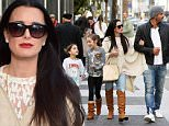 Kyle Richards & her husband Mauricio Umansky have lunch in Beverly Hills with their daughters \n\nPictured: Kyle Richards, Mauricio Umansky\nRef: SPL1199175  191215  \nPicture by: LA Photo Lab / Splash News\n\nSplash News and Pictures\nLos Angeles: 310-821-2666\nNew York: 212-619-2666\nLondon: 870-934-2666\nphotodesk@splashnews.com\n
