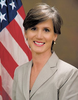 Deputy Attorney General Sally Yates praised the move saying that it was 'another sign of this administration's strong commitment to ensuring fairness in the criminal justice system'
