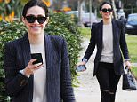 Mandatory Credit: Photo by Startraks Photo/REX/Shutterstock (5499104k)\n Emmy Rossum\n Emmy Rossum out and about, London, Britain - 20 Dec 2015\n Emmy Rossum Around Town in La\n
