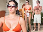 December 21st 2015: Lauren Silverman and Simon Cowell seen going on jet-ski in Barbados.\n\nPictured: Lauren Silverman, Simon Cowell and Eric Cowell\nRef: SPL1199437  211215  \nPicture by: GSBIM / Splash News\n\nSplash News and Pictures\nLos Angeles: 310-821-2666\nNew York: 212-619-2666\nLondon: 870-934-2666\nphotodesk@splashnews.com\n