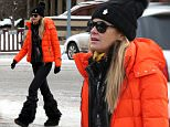 Picture Shows: Elle Macpherson  December 21, 2015    Australian model turned mega business woman Elle Macpherson heads to a local ski shop to get her ski's tuned up for another day on the slopes in Aspen, Colorado. Elle dressed the part in all black with a bright orange ski jacket to match husband Jeffrey Soffer.    Exclusive All Rounder  UK RIGHTS ONLY  Pictures by : FameFlynet UK © 2015  Tel : +44 (0)20 3551 5049  Email : info@fameflynet.uk.com